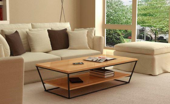 Quelle table basse choisir pour le déco de son salon ?