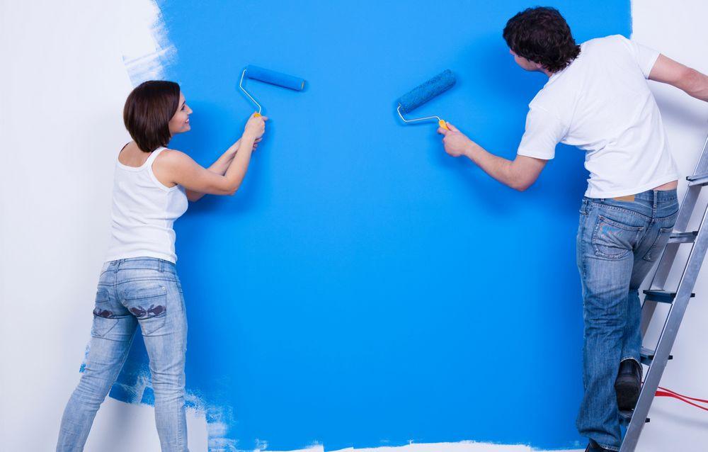 Peindre vos murs vous-même !